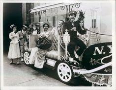 Richard Skipper Celebrates...: Jane Lambert: Chorus, Pearl Bailey's 1971 Tour of Hello, Dolly!