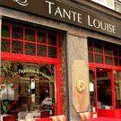 Site Web, Rue, Paris France, Restaurants, Restaurant