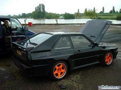 Audi Sport Quattro Coupe