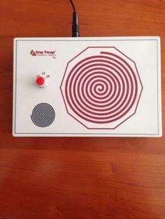 Maquina radiónica para tratamiento de grupo y potenciación de remedios