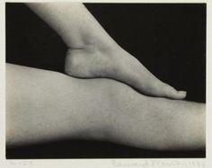 Edward Weston (1886 - 1958) - Charis, 1934