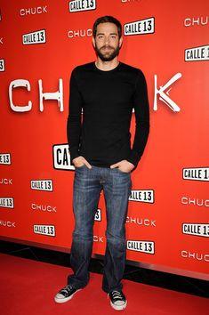 Zachary Levi Photo - Zachary Levi Presents the Third Season of 'Chuck' in Madrid