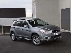 Mitsubishi Outlander Sport - it's sitting in the driveway :)