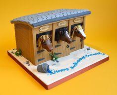 Horse cake -  Coocakecachoo
