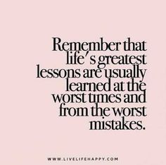 Quotes about strength and love lessons learned words 25 super Ideas Funny Life Lessons, Life Lesson Quotes, Learning Quotes, Good Life Quotes, Infj Quotes, Wise Quotes, Qoutes, People Quotes, Faith Quotes