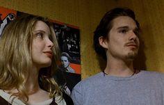 Ethan Hawke & July Delpy | Before Sunrise, 1995