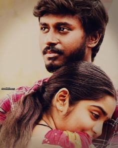 One of the many best scenes in Aadhitya Bhaskar and Gouri Kishan were surely impressive as the younger versions of Sethupathi and