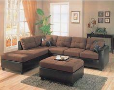 Living Room Ideas Brown Sofa
