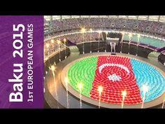 Amy J Murray - Los primeros Juegos Europeos Bakú 2015! Espectacular ceremonia de inauguración.   Style Central Blog #Baku2015 @Baku2015