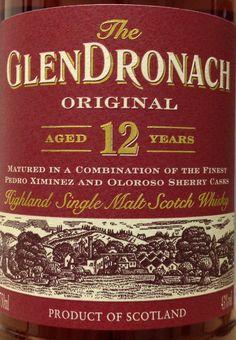 GlenDronach 12yo 43%