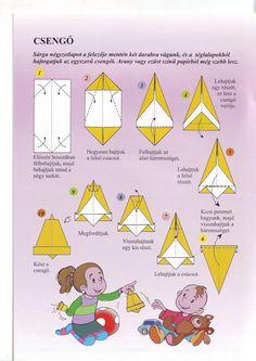 Téli origami - Zsuzsi tanitoneni - Álbumes web de Picasa