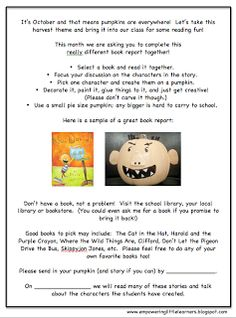 abc book report project Objective: students will create an abc book that illustrates information from a chapter book that they have read contents: • abc book report project student.
