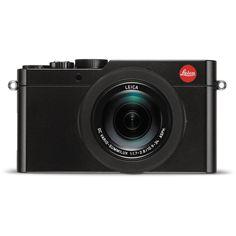 Leica D-LUX (Typ 109) Digital Camera (Black)