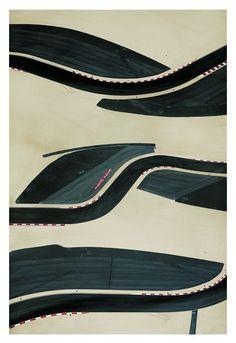 Manipulating Reality - Bahrain II, 2007 - Andreas Gursky