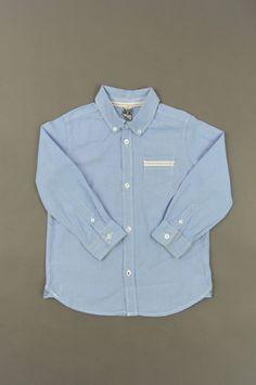 Chemise manches longues de la marque Tape à l'oeil en taille 5ans - Affairesdeptits vetement occasion enfant bebe pas cher