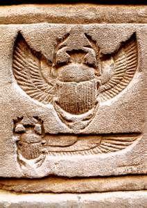 scarabee hyroglyph