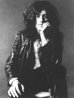 """I may not believe in myself, but I believe in what I'm doing.""~Jimmy Page"