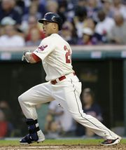 For the first time since 2000, the Indians had more than one player receive a Silver Slugger award. Congratulations Michael Brantley and Yan Gomes.
