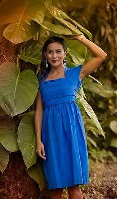 Royal blue - my fav color!
