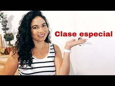 Clase especial. - YouTube Youtube, Videos, Youtubers, Youtube Movies
