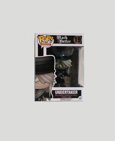 Black Butler - Undertaker POP Vinyl Figure