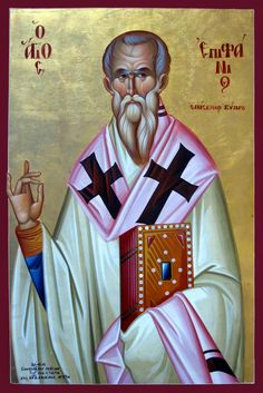 """Wüstenlicht"" Orthodoxie-Orthodoxy : Saint Epiphanius of Cyprus"
