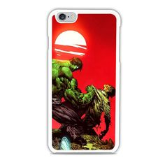 Incredible Hulk In The Blood Sky iPhone 6 Case