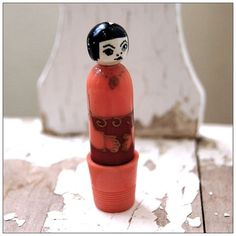 Vintage Celluloid Sewing Kit etui Flapper Girl by Mireio on Etsy, $180.00