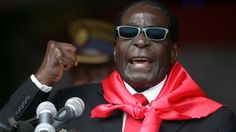 Welcome to Gabriel Atanbiyi Blog: Mugabe back home after medical review in Singapore...