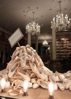 "Repetto Paris - ""The"" ballet store of ballet stores"