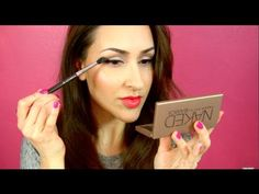 Naked Basics: Fresh and Simple Makeup Tutorial - YouTube (Venus - Inner Lid) (W.O.S. - Outer Lid) (Feint - Crease)