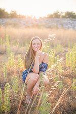 High School Senior Kelly McMenamin Photography