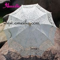 beige lace parasol if you are interested in,pls contact kitty  email: kitty@ameilie.com