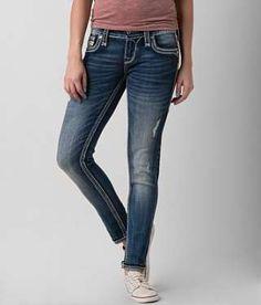 Rock Revival Dianeya Ankle Skinny Stretch Jean - Women's Jeans   Buckle