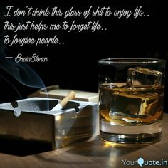 Use this to forget & forgive.. #drink #yqbaba #challenge #yourquote #yqchallenge #life #forget #forgive #brainstorm #alcohol #dontdrink  Follow my writings on @YourQuote.in #yourquote #quote #stories #ttt #qotd #quoteoftheday #wordporn #quotestagram #wordswag #wordsofwisdom #inspirationalquotes #writeaway #thoughts #poetry #instawriters #writersofinstagram #writersofig #writersofindia #igwriters #igwritersclub