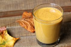 For the Love of Food: Pumpkin Spice Smoothie