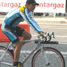 2009 Tour de France.  Lance Armstrong.