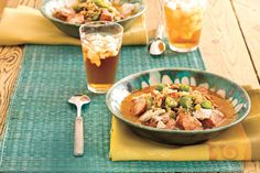 is easy enough for a weeknight dinner. The gumbo and our Okra Pilau ...