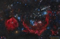 The Clouds of Orion the Hunter --- Mar. 16 ---  Image Credit & Copyright: Rogelio Bernal Andreo