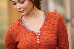 Ravelry: Verchères Pullover pattern by Heather Zoppetti