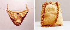 Wooden Panties, by Livio de Marchi