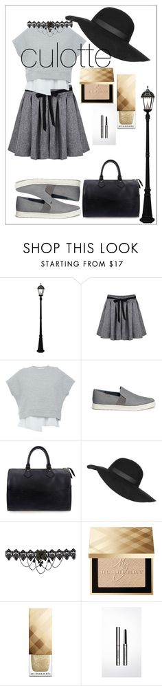 """""""culotte"""" by sabina1801 ❤ liked on Polyvore featuring Gama Sonic, 10 Crosby Derek Lam, Vince, Louis Vuitton, Topshop, Burberry, women's clothing, women's fashion, women and female"""