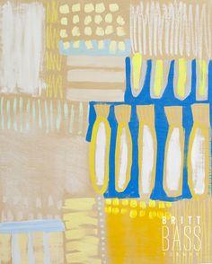Painting Shop — Britt Bass Turner