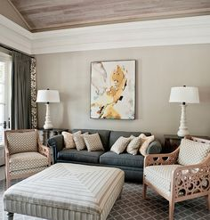 Interior Design Ideas: Paint ColorRestoration Hardware Stone.