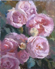 Lori Feldpausch - Cabbage Roses Italy