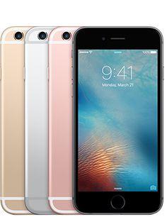 iPhone 6 16GB Silver - Apple (AE)