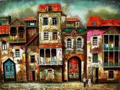 Artodyssey: David Martiashvili