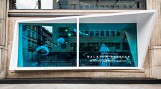 kissmiklos uses filters and crafted sea-creatures in storefront for mono