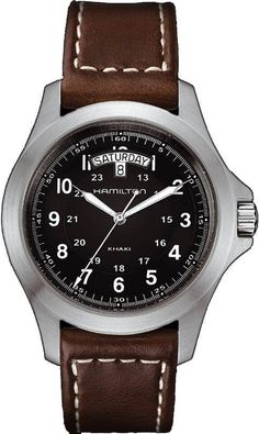 @hamiltonwfan Khaki King Quartz #bezel-fixed #bracelet-strap-leather #brand-hamilton #case-depth-10-25mm #case-material-steel #case-width-40mm #date-yes #day-yes #delivery-timescale-call-us #dial-colour-black #gender-mens #luxury #movement-quartz-battery #official-stockist-for-hamilton-watches #packaging-hamilton-watch-packaging #style-dress #subcat-khaki-field #supplier-model-no-h64451533 #warranty-hamilton-official-2-year-guarantee #water-resistant-50m