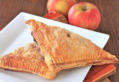 cinnamon sugar apple turnovers